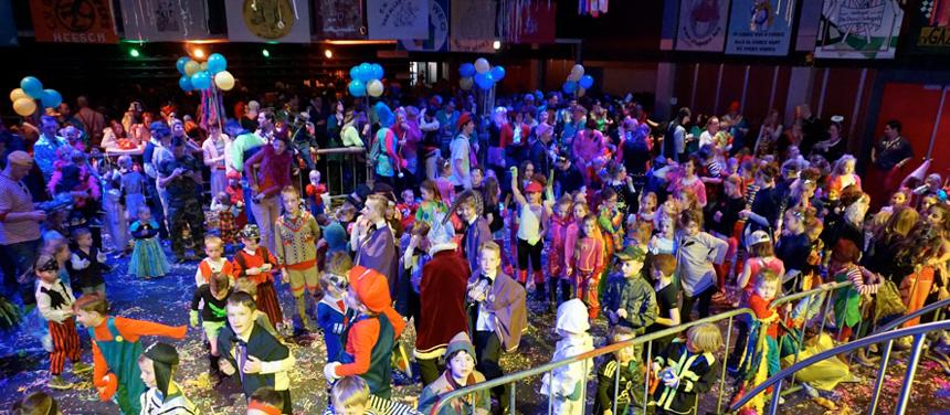 Brandveiligheid tijdens carnaval