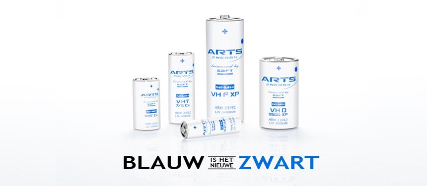 Accu noodverlichting Arts Energy (Saft Batteries)