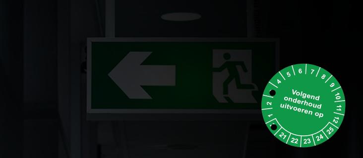 achterstallig onderhoud noodverlichting